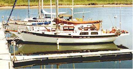 Hout Bay 40 multi-chine steel boat plans